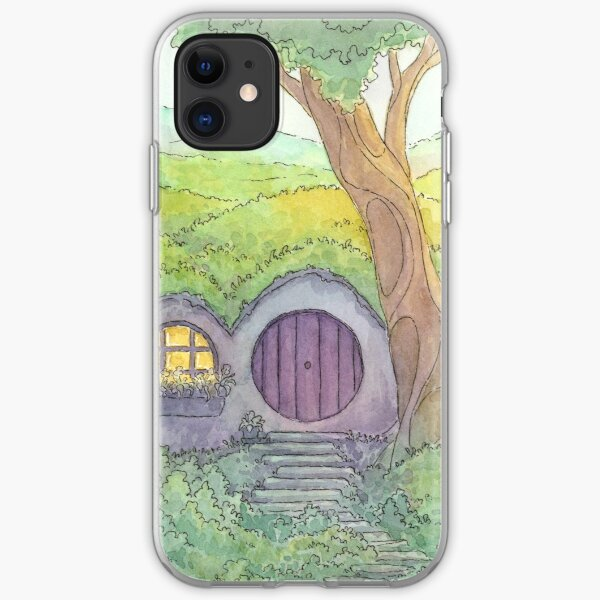Underhill at Dusk iPhone Soft Case