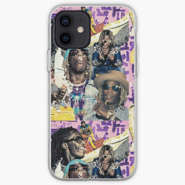 Young Thug iPhone Soft Case