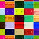 Satchel iPad/ phone case by Zozzy-zebra