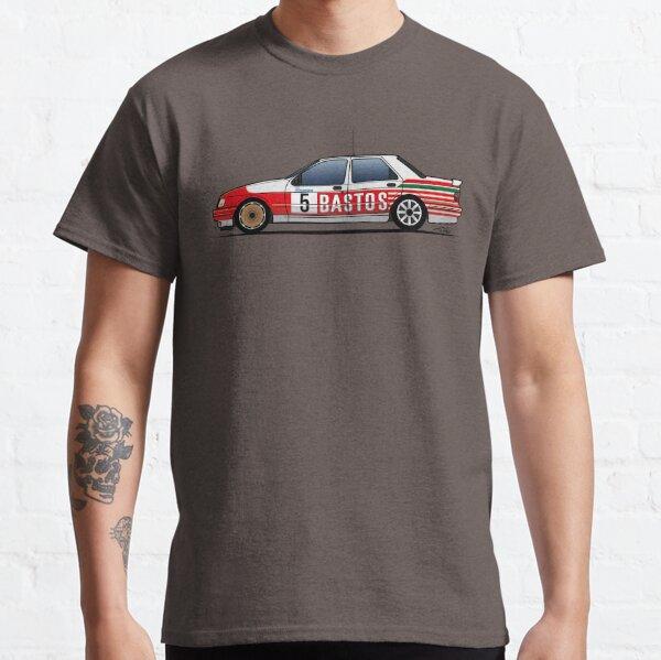 Sierra T-Shirt Voiture RS500 Enthusiast Divers Tailles Et Couleurs