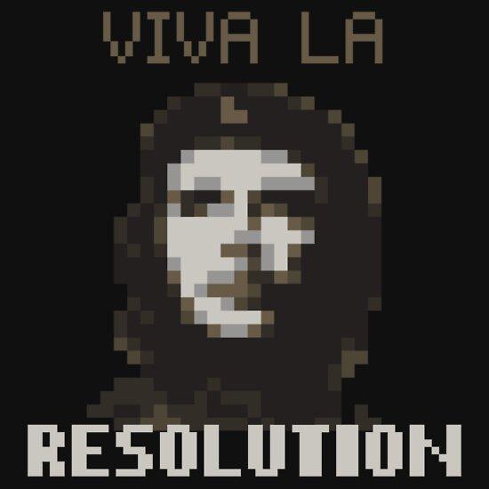 TShirtGifter presents: VIVA LA RESOLUTION