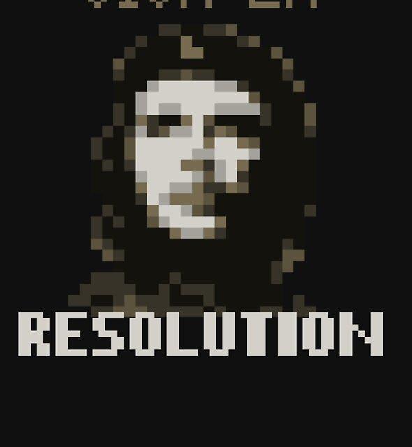 VIVA LA RESOLUTION by FoxChaseFox
