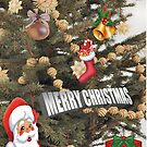 Merry Christmas  by Michelle Scott