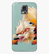 Arcanine Case/Skin for Samsung Galaxy