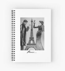 Eiffel Tower -  Spiral Notebook
