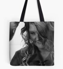 Getting ready ... Tote Bag