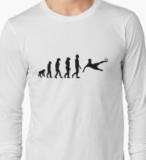 Evolution-Soccer Long Sleeve T-Shirt