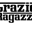 Grazie Ragazzi Check Black by TheWorksTeam