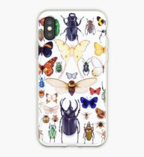 Insect collection iPhone Case