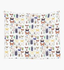 Insect collection Wall Tapestry