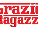 Grazie Ragazzi Red by TheWorksTeam
