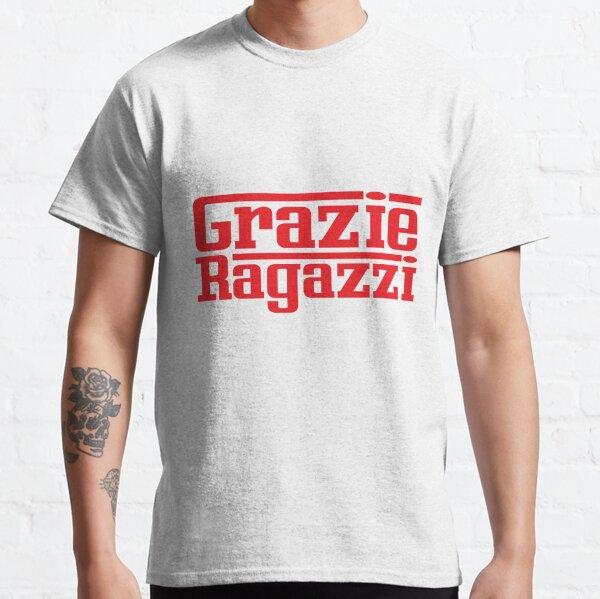 Grazie Ragazzi Red Classic T-Shirt