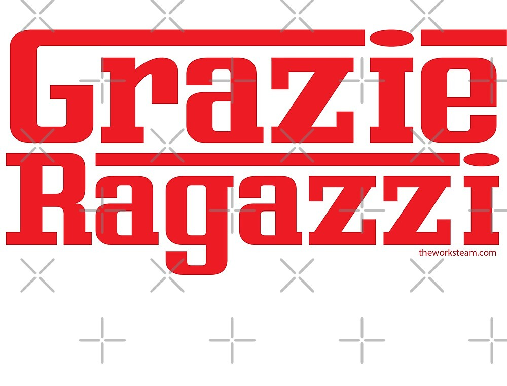 Grazie Red by TheWorksTeam