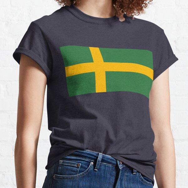 Flag of Pula, Croatia Classic T-Shirt