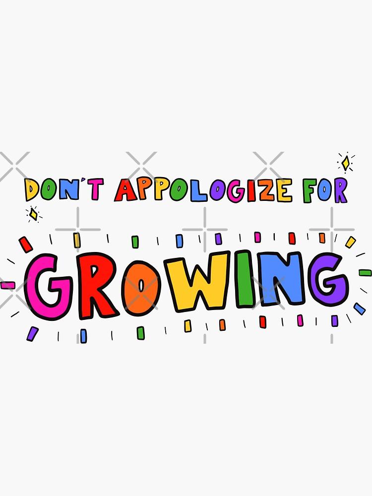 Keep Growing by crystaldraws