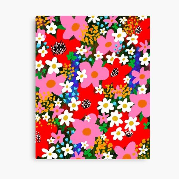 Flower Power! Canvas Print