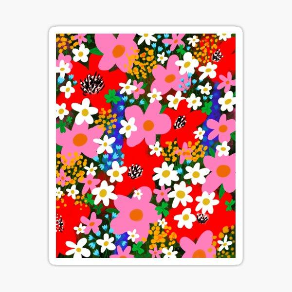 Flower Power! Sticker