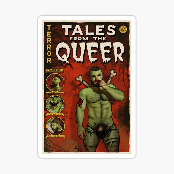 Astra Zero : Tales from the Queer Sticker