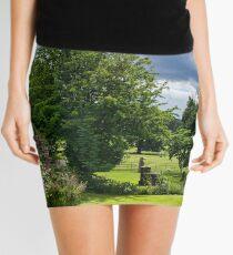Ruins Mini Skirt