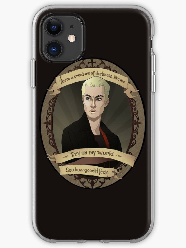BUFFY THE VAMPIRE SLAYER 2 iphone case