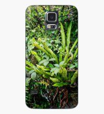 A Bird's Nest Fern Case/Skin for Samsung Galaxy