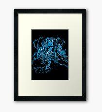 The Grey Pilgrim Framed Print