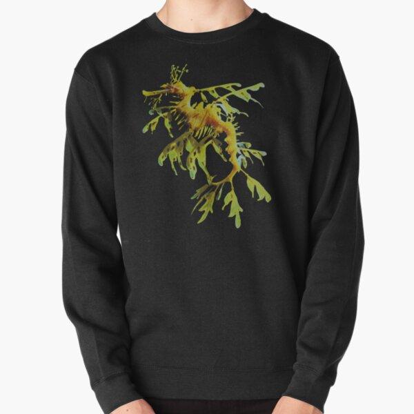 Leafy Sea Dragon Pullover Sweatshirt