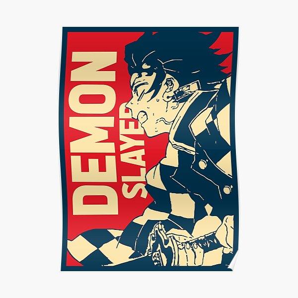 Tueur de démon Poster