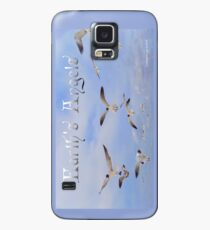Earth's Angels Case/Skin for Samsung Galaxy