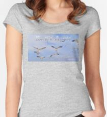 Earth's Angels Women's Fitted Scoop T-Shirt