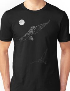 Full Moon Night Owl T-Shirt