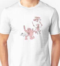 Yoshimi battles the pink robots Unisex T-Shirt