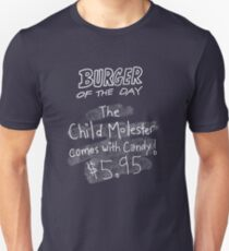 Burger of the day Unisex T-Shirt