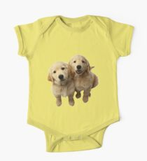 Puppies! Sale!!! One Piece - Short Sleeve