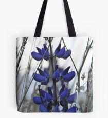 Lupines at Steveston Tote Bag