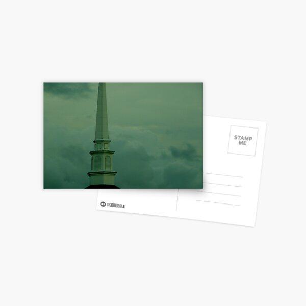 The Highest Steeple Postcard