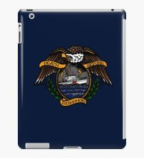 Death Before Dishonor - CG 87 WPB iPad Case/Skin