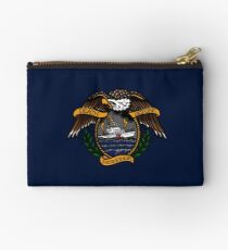 Death Before Dishonor - CG 87 WPB Zipper Pouch