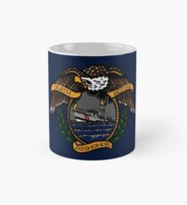 Death Before Dishonor - CG 47 MLB Classic Mug