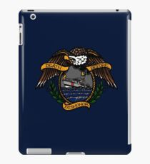 Death Before Dishonor - CG 47 MLB iPad Case/Skin