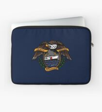 Death Before Dishonor - CG FRC Laptop Sleeve