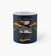 Death Before Dishonor - CG 110 WPB Classic Mug