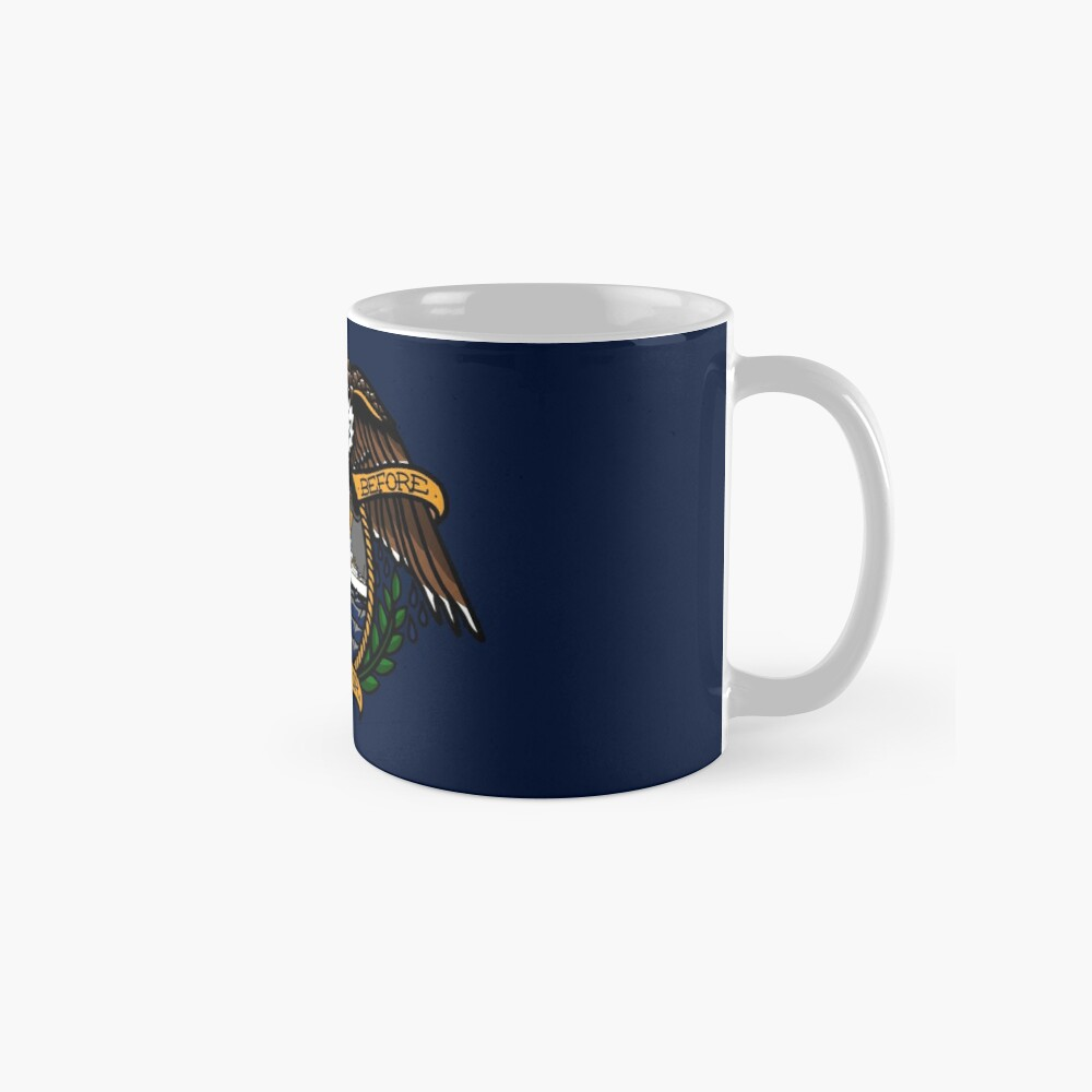 Death Before Dishonor - CG 110 WPB Mug