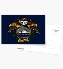 Death Before Dishonor - CG 110 WPB Postcards
