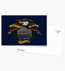 Death Before Dishonor - CG 25 RB-S Postcards