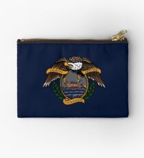Death Before Dishonor - CG 25 RB-S Zipper Pouch