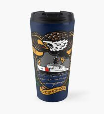 Death Before Dishonor - CG NSC Travel Mug