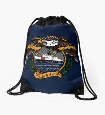 Death Before Dishonor - CG NSC Drawstring Bag