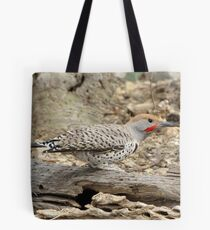 Gilded Flicker ~ Male Tote Bag