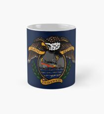 Death Before Dishonor - CG 45 RB-M Classic Mug